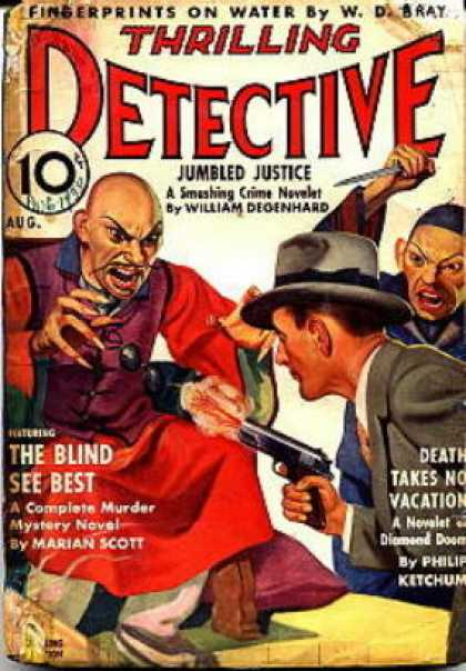 Thrilling Detective 41