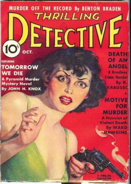 Thrilling Detective 42