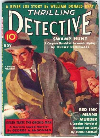Thrilling Detective 43
