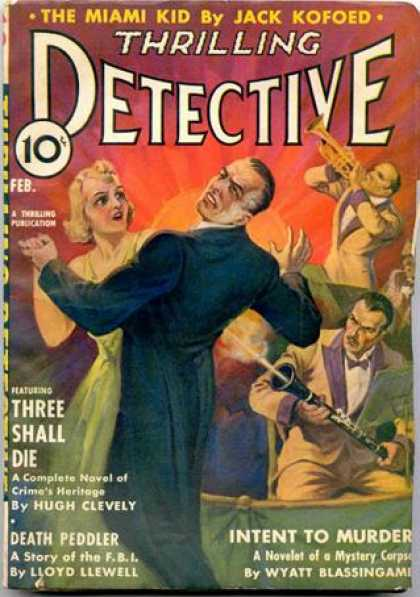 Thrilling Detective 45