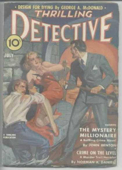 Thrilling Detective 46 - George A Mcdonald