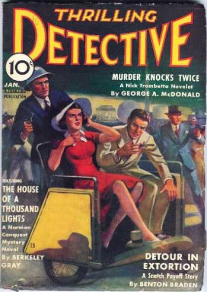 Thrilling Detective 48