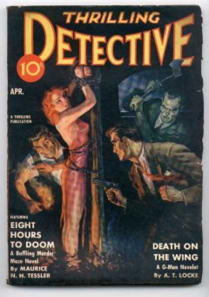 Thrilling Detective 49