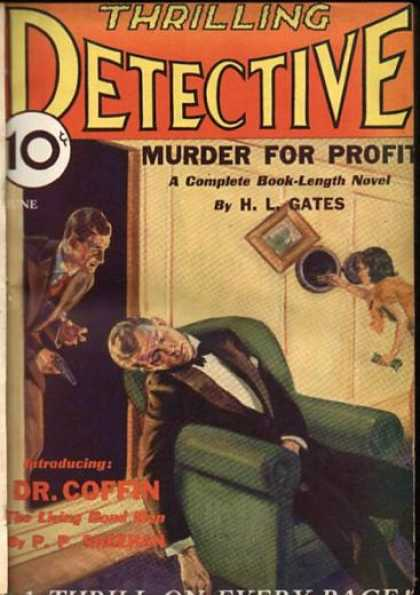 Thrilling Detective 5