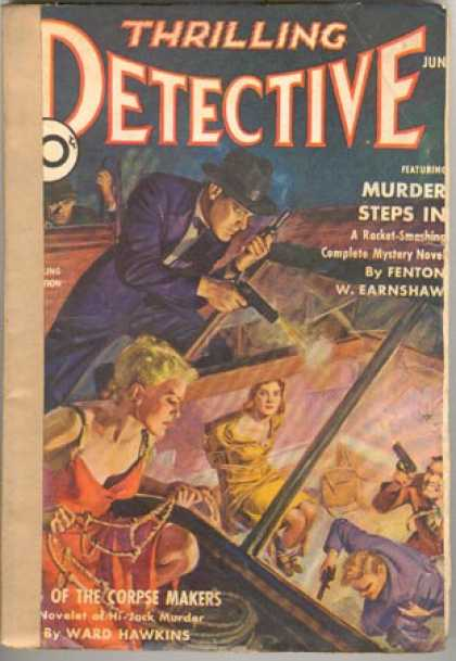 Thrilling Detective 50