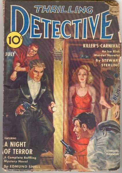 Thrilling Detective 51