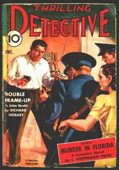 Thrilling Detective 52