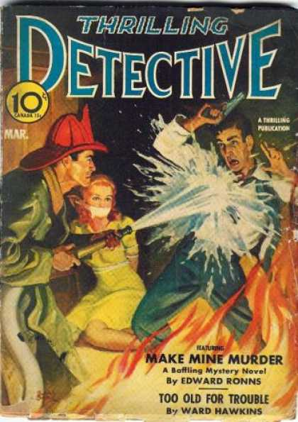 Thrilling Detective 54