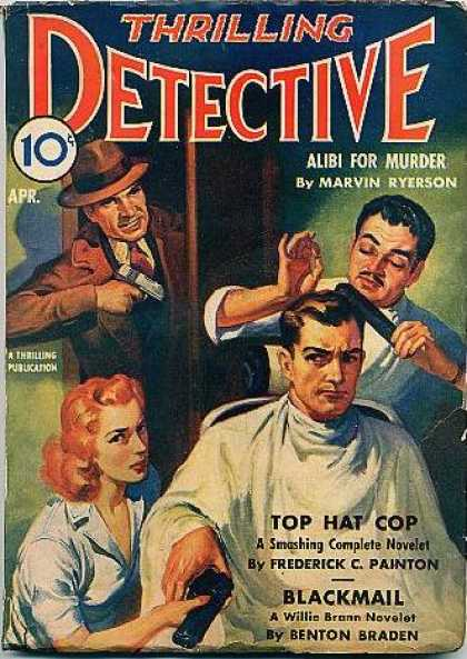 Thrilling Detective 55