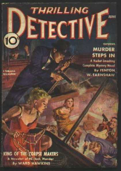 Thrilling Detective 56