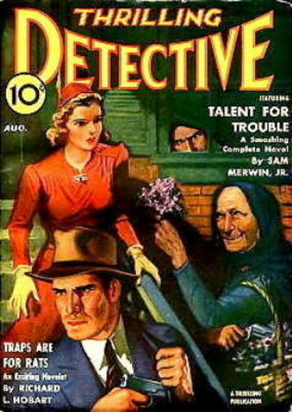 Thrilling Detective 58