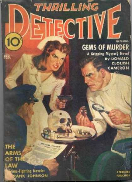Thrilling Detective 59