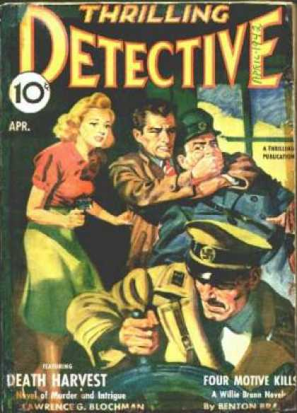 Thrilling Detective 60