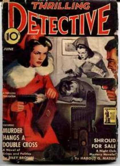 Thrilling Detective 61