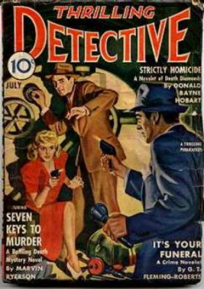 Thrilling Detective 62