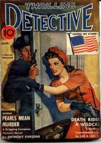 Thrilling Detective 63