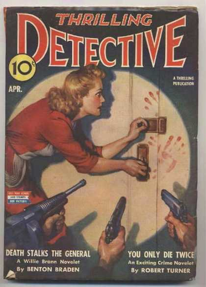 Thrilling Detective 65