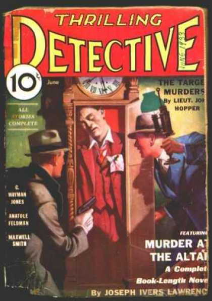 Thrilling Detective 66