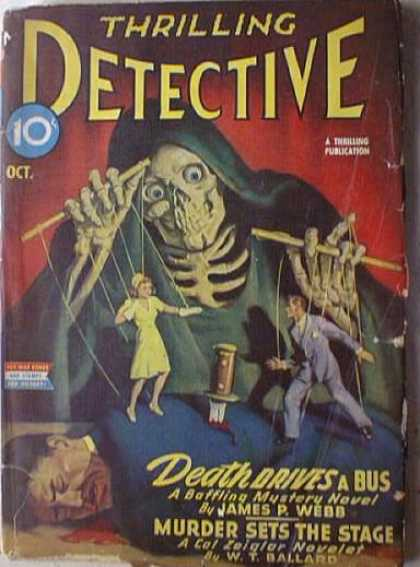 Thrilling Detective 67