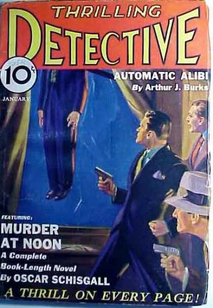 Thrilling Detective 7