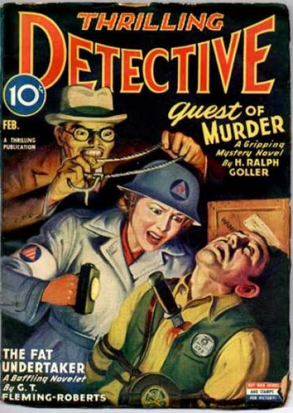 Thrilling Detective 70