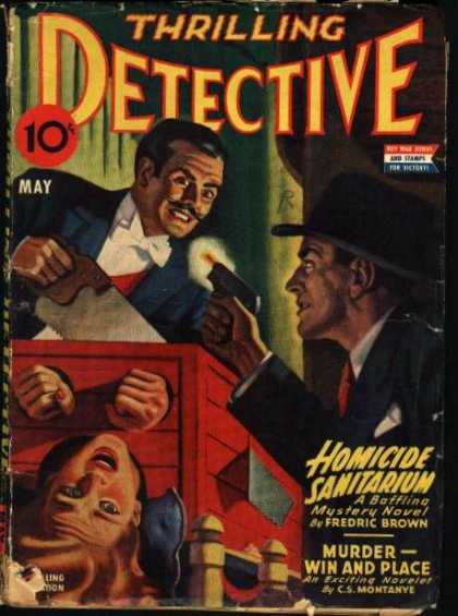 Thrilling Detective 71