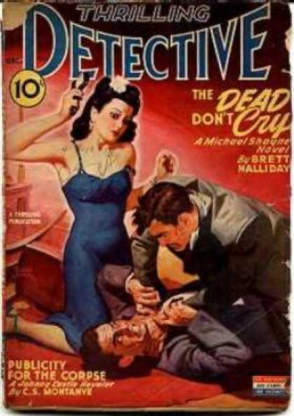 Thrilling Detective 73