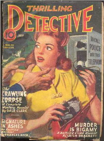 Thrilling Detective 74