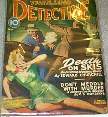 Thrilling Detective 77