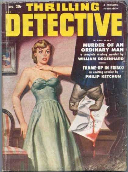 Thrilling Detective 85