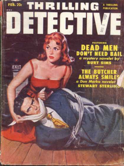 Thrilling Detective 86