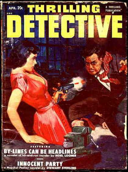 Thrilling Detective 87