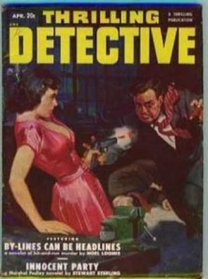 Thrilling Detective 88