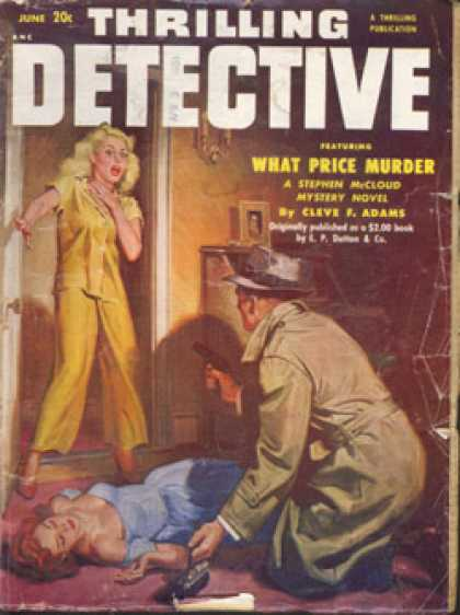 Thrilling Detective 89