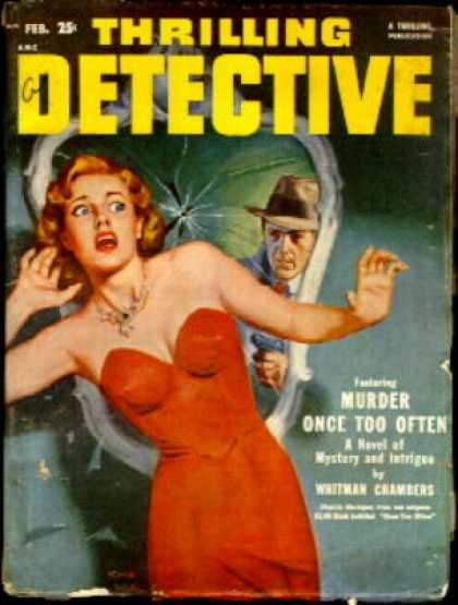 Thrilling Detective 90