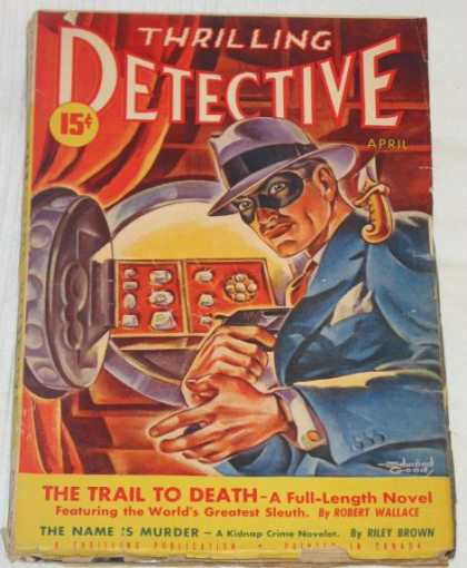 Thrilling Detective 91