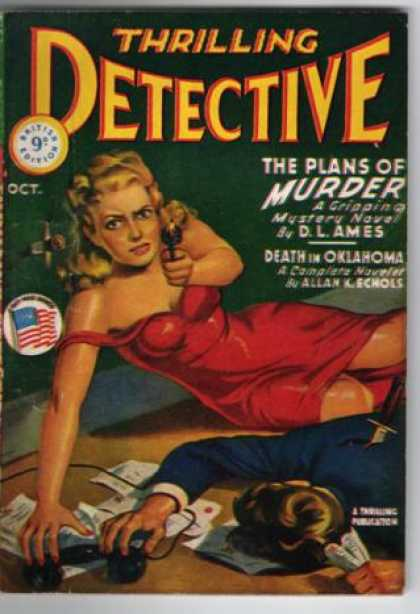 Thrilling Detective 92