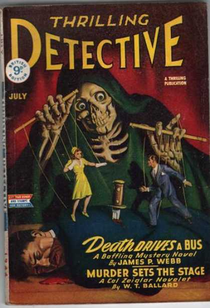 Thrilling Detective 93