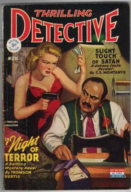 Thrilling Detective 94