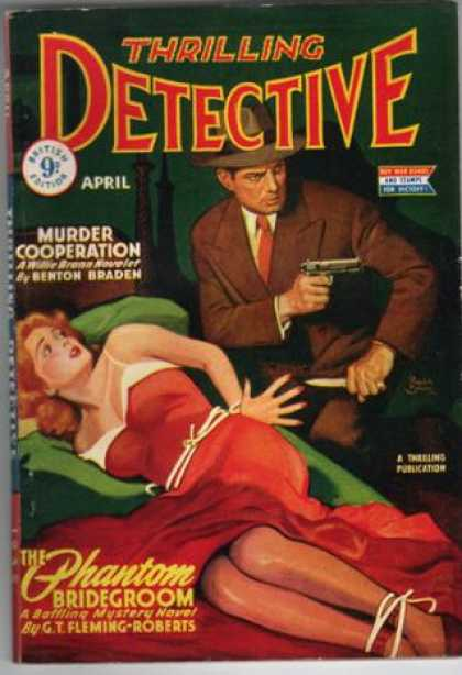 Thrilling Detective 95