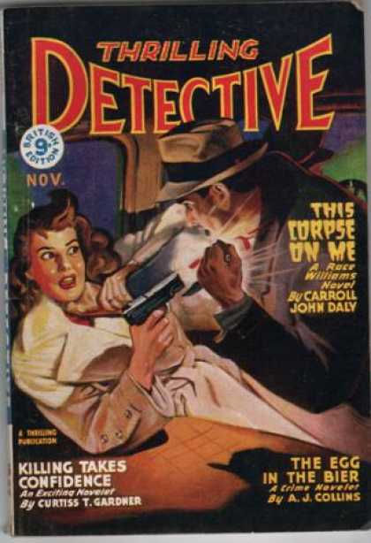 Thrilling Detective 99