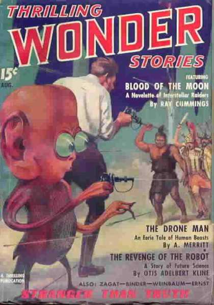 Thrilling Wonder Stories 1