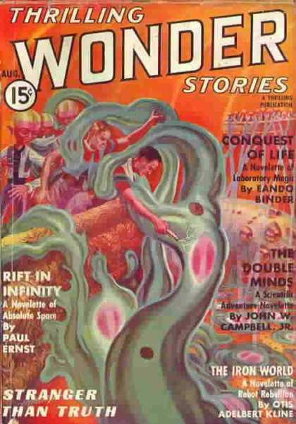 Thrilling Wonder Stories 10