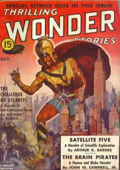 Thrilling Wonder Stories 11