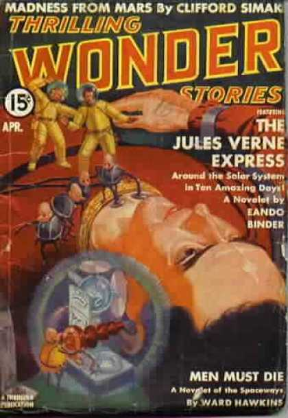 Thrilling Wonder Stories 13