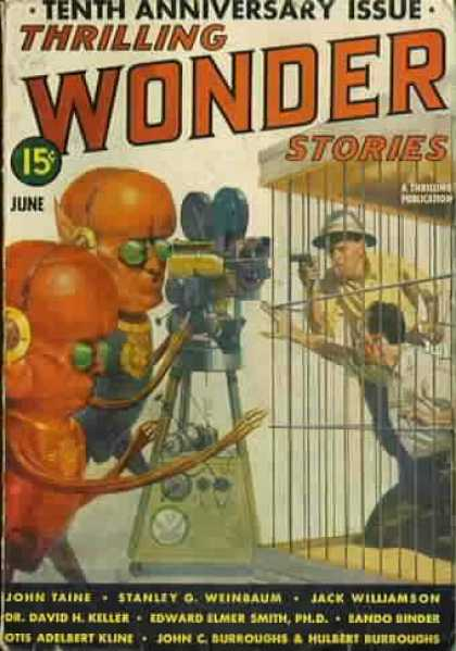 Thrilling Wonder Stories 14