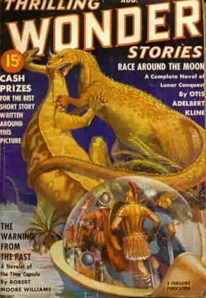 Thrilling Wonder Stories 15