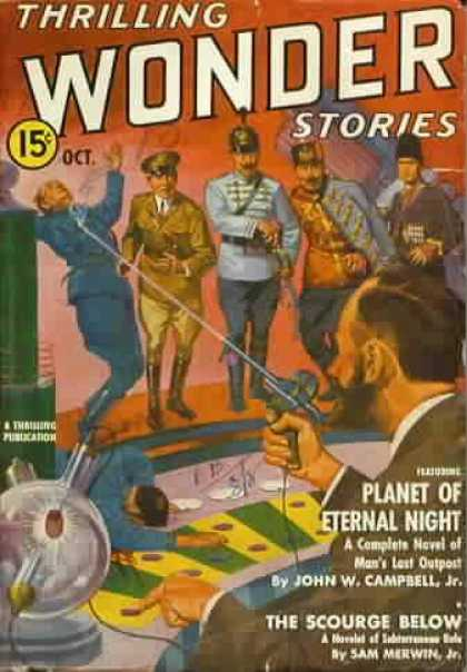 Thrilling Wonder Stories 16