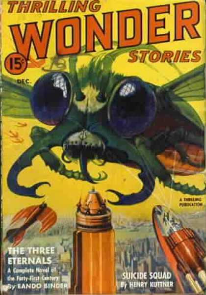 Thrilling Wonder Stories 17