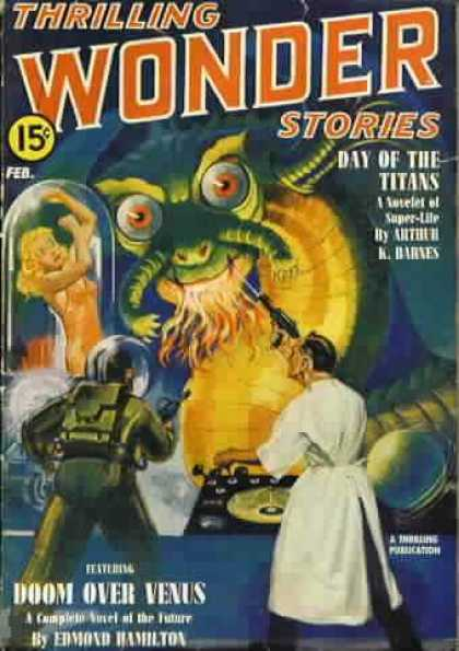 Thrilling Wonder Stories 18